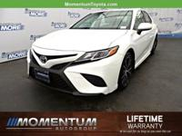 Check out this reliable 2018 Toyota Camry 4DR SDN SE