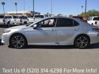 Options:  2018 Toyota Camry Se Auto|4 Cylinder