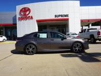 Cloth. Gasoline! Switch to Supreme Toyota!   Looking