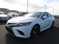 Options:  2018 Toyota Camry Se|Se 4Dr Sedan|Super White