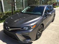 This 2018 Toyota Camry SE is offered to you for sale by