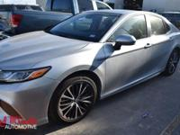 Drivers only for this sexy and agile 2018 Toyota Camry