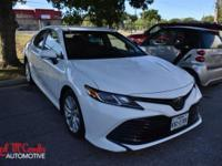 Drivers wanted for this sleek and dynamic 2018 Toyota