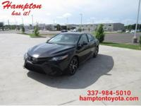 Contact Hampton Toyota today for information on dozens