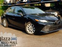 Recent Arrival! Certified. 2018 Toyota Camry L Midnight