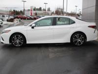 Options:  2018 Toyota Camry Se|Additional Options