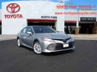 2018 Toyota Camry XLE 10. 39/28 Highway/City MPGEmail