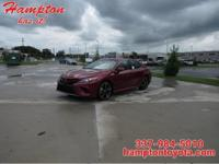 This 2018 Toyota Camry XSE is offered to you for sale
