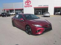 Recent Arrival! 2018 Toyota Camry XSE 2.5L I4 DOHC 16V