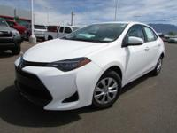 Options:  2018 Toyota Corolla L|L 4Dr Sedan|Fuel