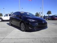 Get Rolling in this Beautiful 2018 Toyota Corolla XLE