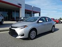 New Price! $1,937 off MSRP! 2018 Toyota Corolla LE