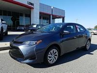 $2,138 off MSRP! Slate 2018 Toyota Corolla LE Factory