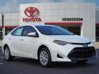 Here at Henderson Toyota, customer satisfaction is our
