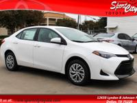 This Toyota won't be on the lot long! Simply a great