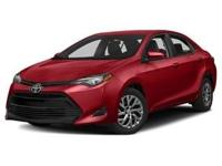 This Toyota won't be on the lot long! This is a