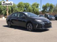 CARFAX One-Owner. Clean CARFAX. 2018 Toyota Corolla SE