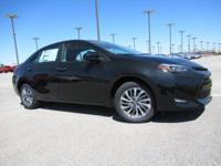 Treat yourself to this 2018 Toyota Corolla XLE, which