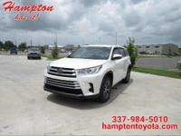 This 2018 Toyota Highlander LE is offered to you for