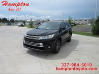 This 2018 Toyota Highlander LE Plus is proudly offered