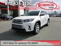 Factory MSRP: $45,707 AWD. $2,486 off MSRP! 2018 Toyota