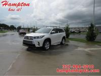 You can find this 2018 Toyota Highlander Limited and