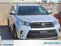 2018 Toyota Highlander SE 8-Speed Automatic Electronic