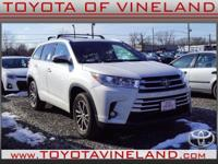 This 2018 Toyota Highlander XLE includes a backup