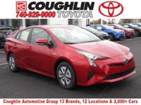 Recent Arrival! 2018 Toyota Prius Four CVT Red ***This