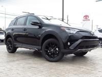 All Wheel Drive. This Rav4  has many valuable options!