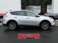 This 2018 Toyota RAV4 has a L4, 2.5L high output