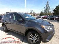 The 2018 Toyota RAV4 deliver more fun with a powerful