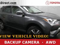 *DESIRABLE FEATURES:* a BACKUP CAMERA, AWD, a MOONROOF,
