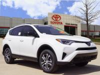 2018 Toyota RAV4 LE 30/23 Highway/City MPG Call now at