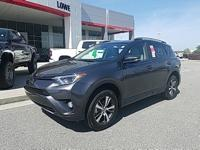 $2,250 off MSRP! Gray 2018 Toyota RAV4 XLE Factory
