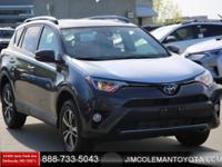 New Price! Magnetic Gray Metallic 2018 Toyota RAV4 XLE