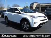 2018 Toyota Rav4 XLE, One Owner, Low 812 miles,