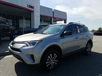 New Price! $2,250 off MSRP! 2018 Toyota RAV4 LE Silver