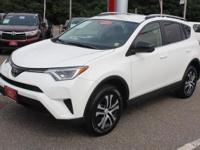 Wh 2018 Toyota RAV4 LE AWD 6-Speed Automatic 2.5L