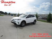 This 2018 Toyota RAV4 LE is proudly offered by Hampton