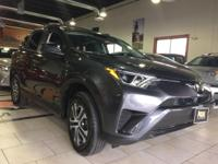 Looking for a clean, well-cared for 2018 Toyota RAV4?
