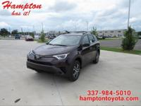 Hampton Toyota is excited to offer this 2018 Toyota