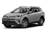 Scores 30 Highway MPG and 23 City MPG! This Toyota RAV4