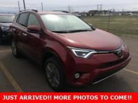 $3,224 off MSRP! RAV4 Limited, 4D Sport Utility, 2.5L