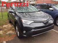 Clean CARFAX. Magnetic Gray Metallic 2018 Toyota RAV4