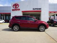 Red and Ready! Navigation!   Supreme Toyota is proud to