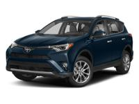 Recent Arrival! 2018 Toyota RAV4 Gray Limited FWD