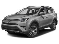 This Toyota won't be on the lot long! This SUV