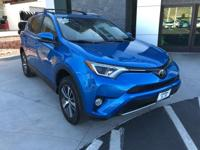 Clean Carfax. 2018 Toyota RAV4 XLE Extra Value Power