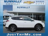 CARFAX One-Owner. Clean CARFAX. 2018 Toyota RAV4 AWD